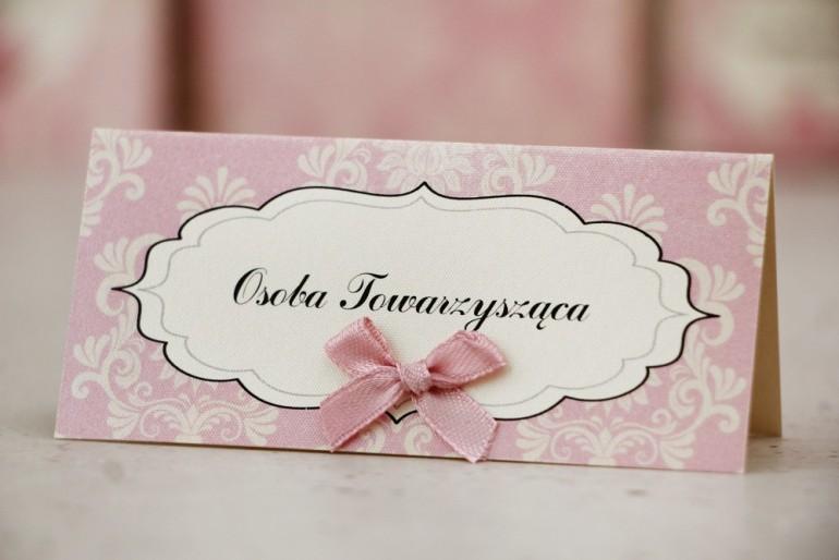 winietki kolor jasny różowy