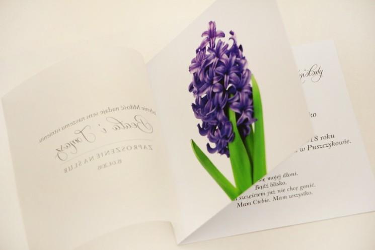 kolekcja elegant - zaproszenia ślubne