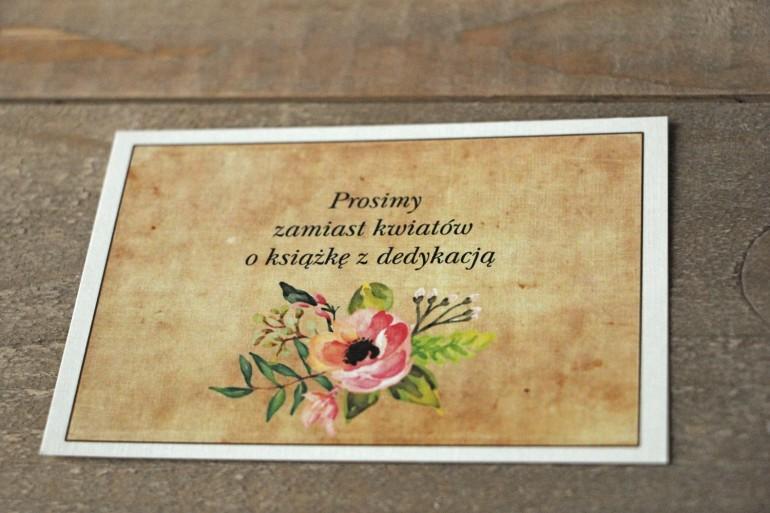 Ślubne podziękowania dla gości - pudełeczka Tycjan Pudełeczka