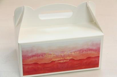 Pudełko na Ciasto Delfina...