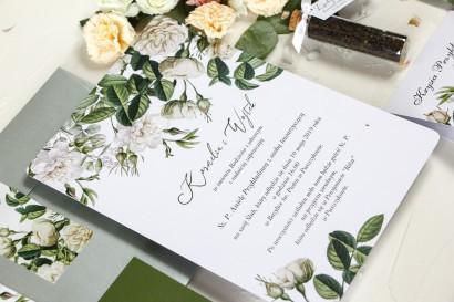 Próbka - Zaproszenia ślubne...