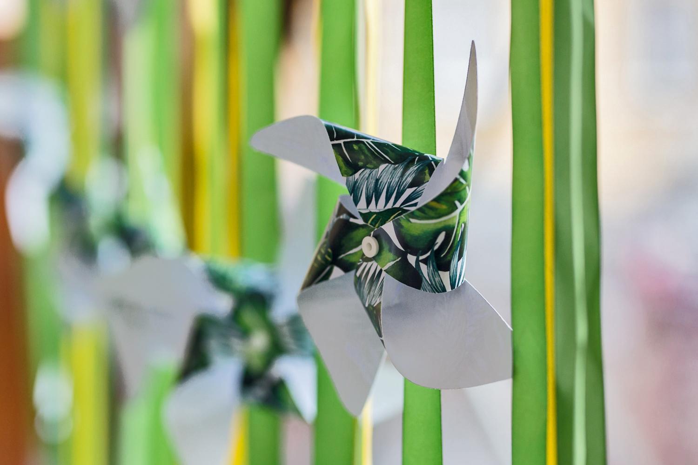 Witaraczek - podziękowania dla gości w stylu greenery - Sorento nr 12
