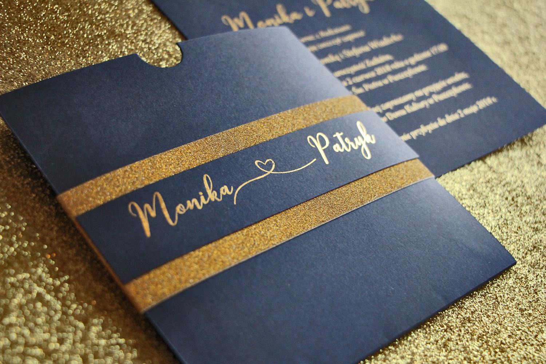 Zaprozenia ślubne w stylu Glamour